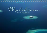 Malediven - Das Paradies im Indischen Ozean I (Tischkalender 2020 DIN A5 quer)