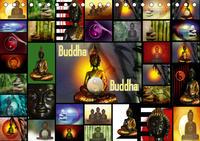 Buddha (Tischkalender 2020 DIN A5 quer)