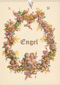 Engel (Wandkalender 2020 DIN A3 hoch)