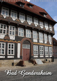Bad Gandersheim (Wandkalender 2020 DIN A3 hoch)