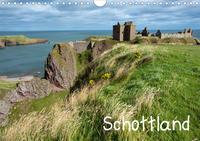 Schottland (Wandkalender 2020 DIN A4 quer)