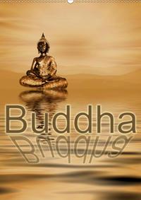 Buddha / Planer (Wandkalender 2020 DIN A2 hoch)