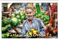 Farben des Orients (Wandkalender 2020 DIN A2 quer)
