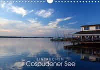 EINTAUCHEN - Cospudener See (Wandkalender 2020 DIN A4 quer)