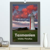 Tasmanien - Wildes Paradies (Premium, hochwertiger DIN A2 Wandkalender 2020, Kunstdruck in Hochglanz)