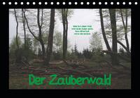 Der Zauberwald (Tischkalender 2021 DIN A5 quer)