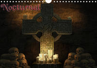 Nocturnal - In der Nacht (Wandkalender 2021 DIN A4 quer)