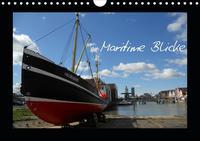Maritime Blicke (Wandkalender 2021 DIN A4 quer)