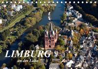 LIMBURG an der Lahn (Tischkalender 2021 DIN A5 quer)