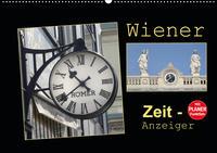 Wiener Zeit-Anzeiger (Wandkalender 2021 DIN A2 quer)