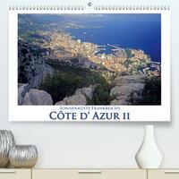 Cote d' Azur II - Sonnenküste Frankreichs (Premium, hochwertiger DIN A2 Wandkalender 2021, Kunstdruck in Hochglanz)