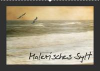 Malerisches Sylt (Wandkalender 2022 DIN A2 quer)