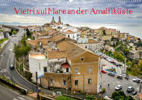 Vietri sul Mare an der Amalfiküste (Wandkalender 2022 DIN A2 quer)