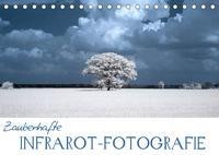 Zauberhafte Infrarot-Fotografie (Tischkalender 2022 DIN A5 quer)