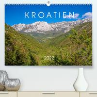 Kroatien 2022 (Premium, hochwertiger DIN A2 Wandkalender 2022, Kunstdruck in Hochglanz)