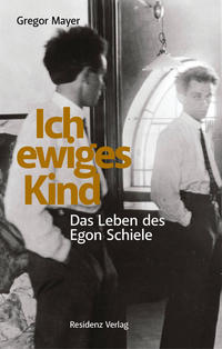 Cover: Gregor Mayer Ich ewiges Kind