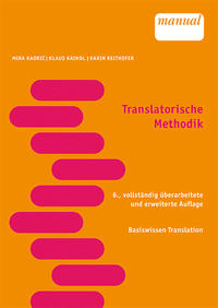 Translatorische Methodik