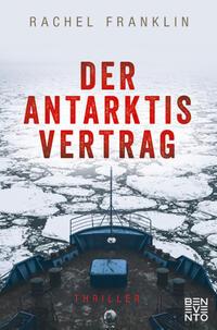 Der Antarktisvertrag - Cover