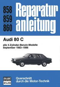 Audi 80 C 1983-1986