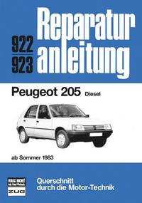 Peugeot 205 Diesel ab Sommer 1983