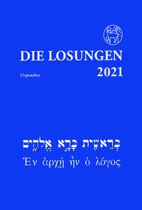 DIe Losungen in der Ursprache 2021