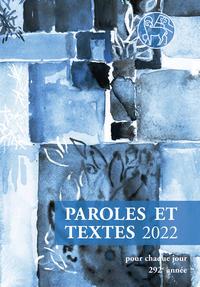 Paroles et Textes 2022