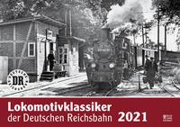 Lokomotivklassiker der Deutschen Reichsbahn 2021
