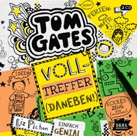 Tom Gates - Volltreffer (daneben)