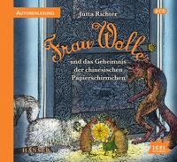 Frau Wolle und das Geheimnis der Papierschirmchen