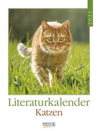 Literaturkalender Katzen 2021