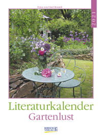 Literaturkalender Gartenlust 2021
