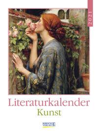 Literaturkalender Kunst 2021