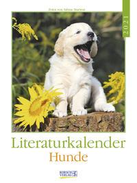 Literaturkalender Hunde 2021