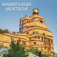 Hundertwasser Architektur 2021