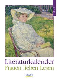 Literaturkalender Frauen lieben Lesen 2021