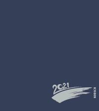 Foto-Malen-Basteln Bastelkalender dunkelblau 2021