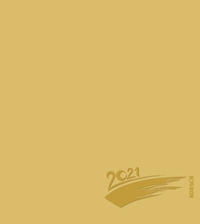 Foto-Malen-Basteln Bastelkalender gold 2021