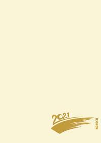 Foto-Malen-Basteln A4 chamois mit Folienprägung 2021