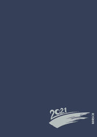 Foto-Malen-Basteln A4 dunkelblau mit Folienprägung 2021