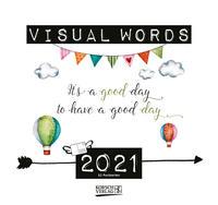 Visual Words Aquarell 2021