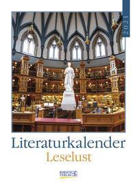 Literaturkalender Leselust 2021