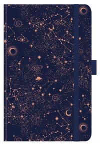 Buchkalender Times Big12 Trend Sternenhimmel 2021