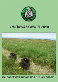 Rhönkalender 2018