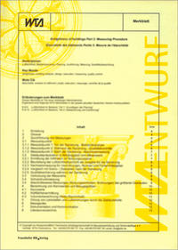 Ziele und Kontrolle von Schimmelpilzschadensanierungen in Innenräumen.
