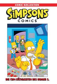 simpsons comic kollektion buchhandlung saabel. Black Bedroom Furniture Sets. Home Design Ideas