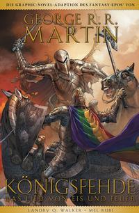 George R.R. Martins Game of Thrones - Königsfehde 2