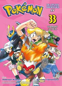 Pokémon - Die ersten Abenteuer 33