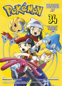 Pokémon - Die ersten Abenteuer 34
