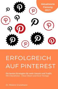 Cover: Melanie Grundmann Erfolgreich auf Pinterest