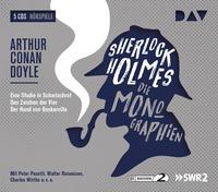 Sherlock Holmes 1 – Die Monographien